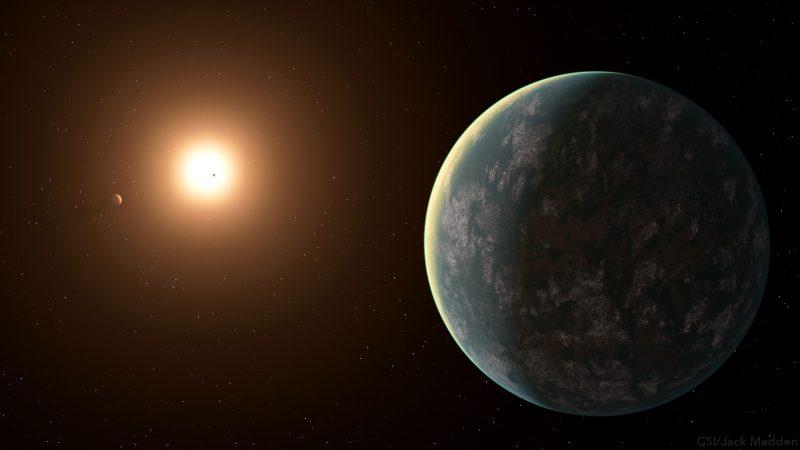 tres exoplanetas
