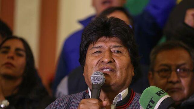 Los comicios en Bolivia abren una posible segunda vuelta entre Evo Morales y Carlos Mesa