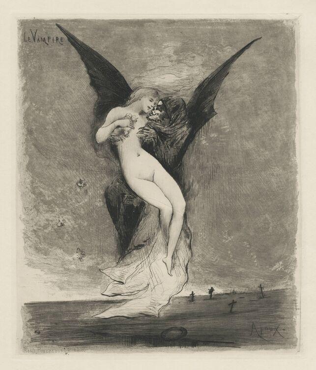 La evolución del vampiro hasta la actualidad: cómo pasó de monstruo a romántico atormentado