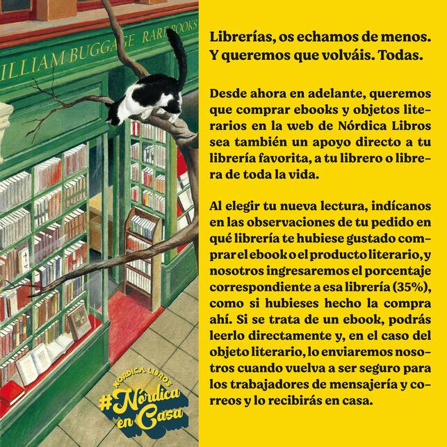 Agenda cultural para la cuarentena (martes 31): iniciativas para ayudar a librerías y editoriales sin salir de casa