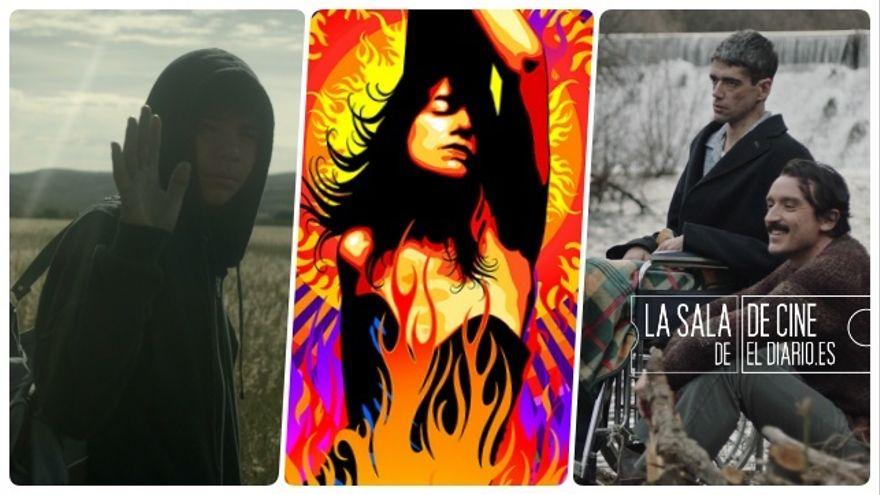 Un drama migratorio, un thriller español y un falso rodaje: las películas del fin de semana