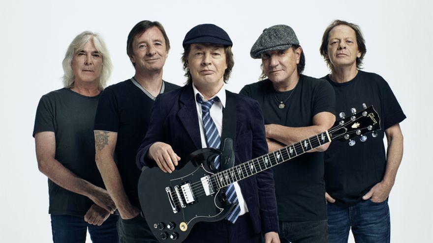 La penúltima resurrección de AC/DC con un nuevo disco y la promesa implícita de otra gira