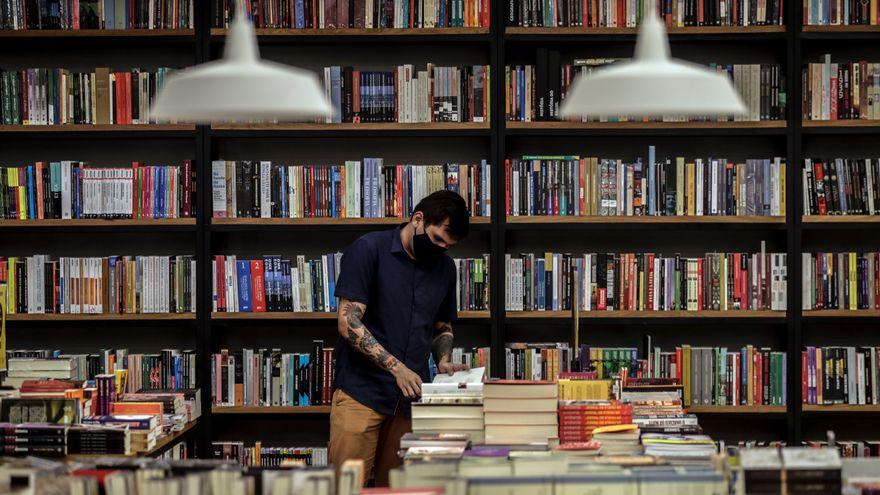 Una campaña recoge casi 50.000 firmas para que las librerías se consideren servicio esencial