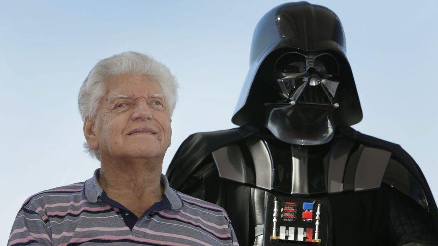 Muere Dave Prowse, el mítico Darth Vader de la trilogía original de