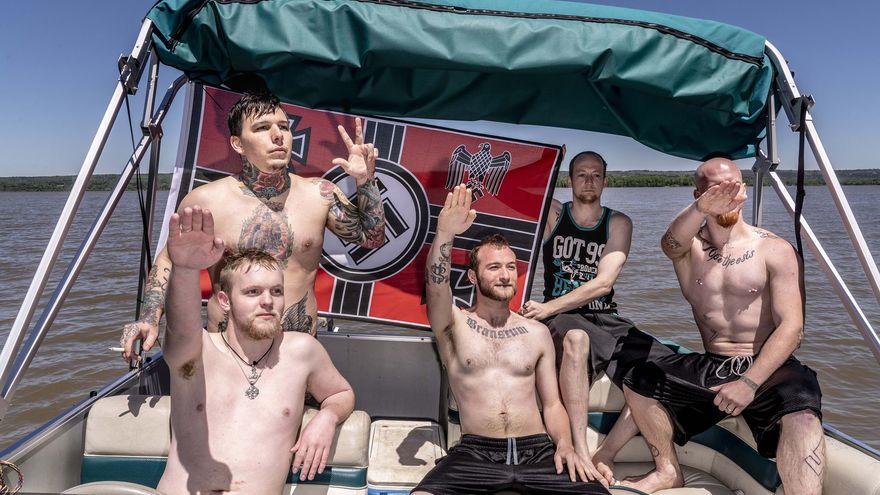 Del deshielo por el cambio climático al auge del supremacismo blanco: un año de incómodas imágenes resumido en el World Press Photo