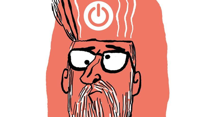 El ilustrador Miguel Gallardo se ríe de su tumor cerebral en una novela gráfica sobre su experiencia con el cáncer