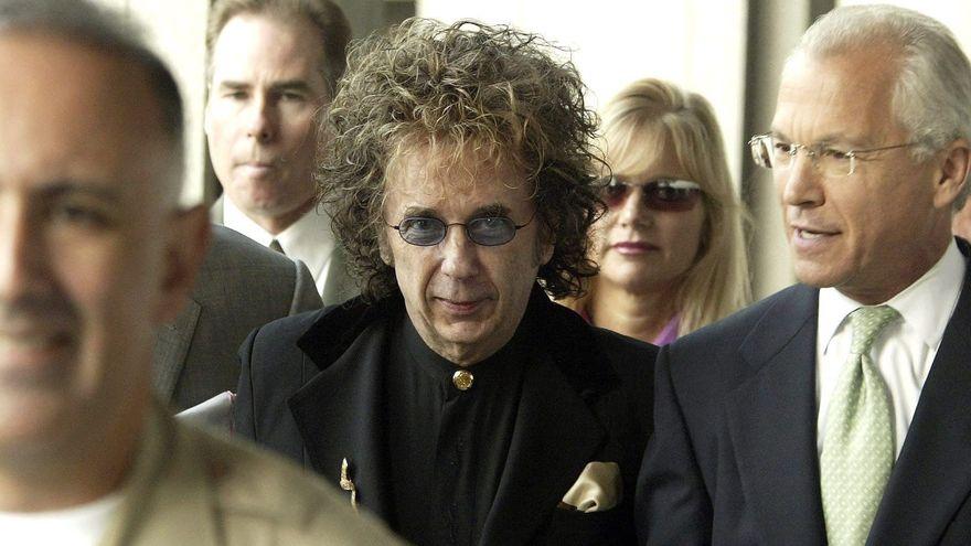 El productor musical Phil Spector muere a los 81 años con coronavirus