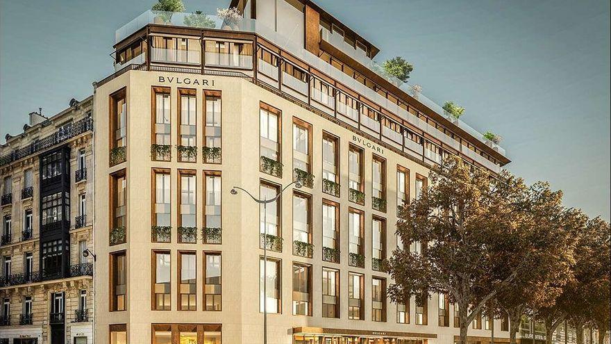 La pandemia atrapa a Sandra Ortega con 300 millones de inversión en un hotel de superlujo en París