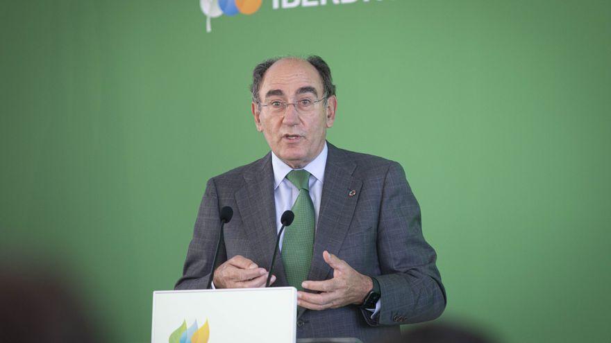 El presidente de Iberdrola cobró 12,201 millones en 2020, un 16,9% más