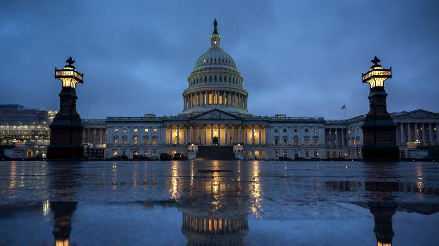 La policía del Capitolio alerta del riesgo de atentado durante el discurso de Biden ante el Congreso