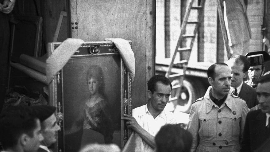 El arte como botín de guerra: cómo el franquismo expolió lo que la República intentó salvaguardar
