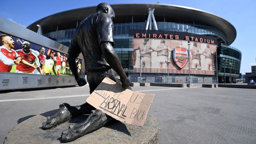 Los seis equipos ingleses abandonan la Superliga y dejan en el aire el proyecto