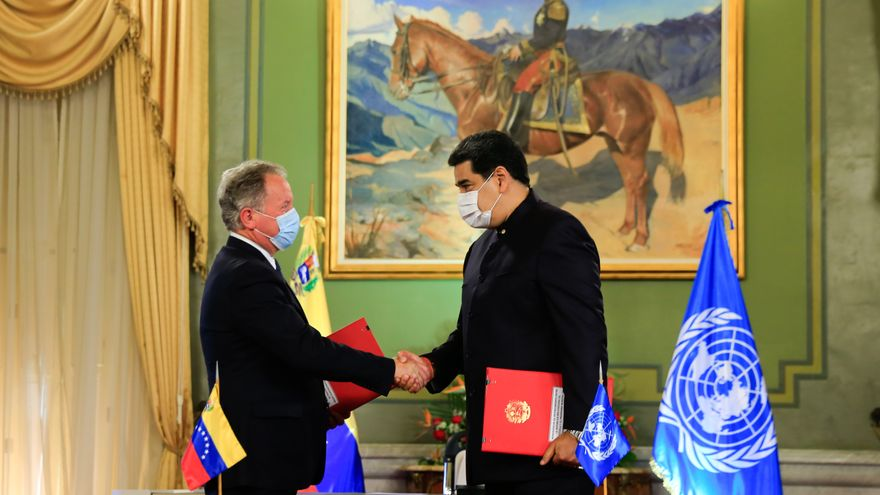 Ayuda humanitaria en Venezuela, de la operación política contra Maduro al difícil acuerdo con la ONU