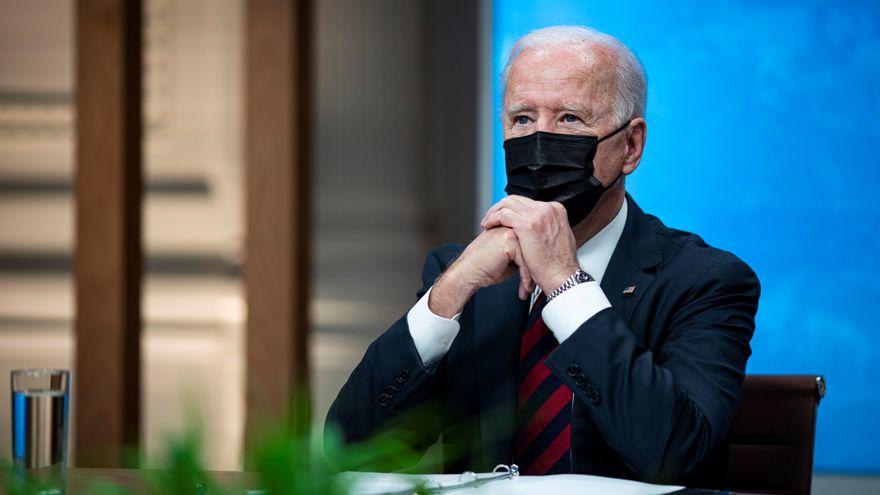 Biden anuncia un plan de 1,8 billones para expandir el estado del bienestar