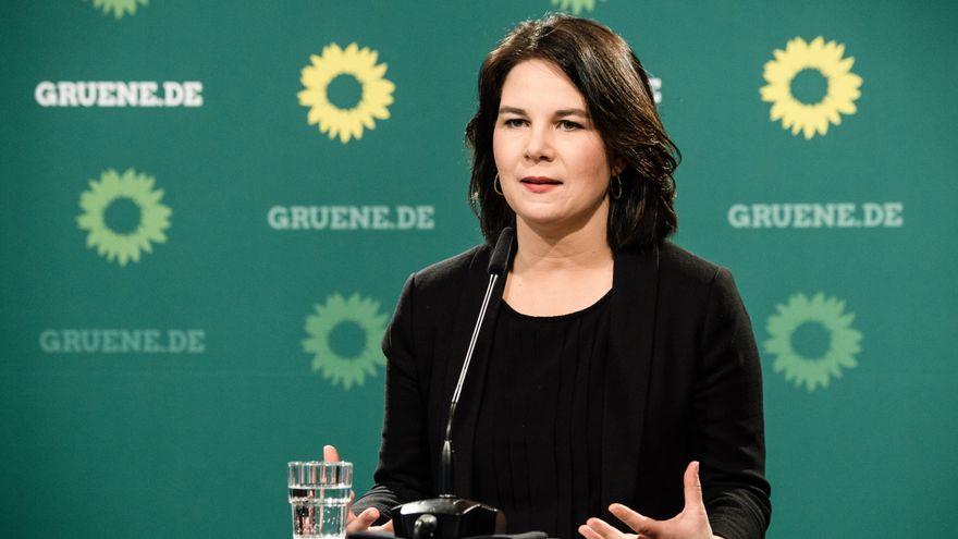 Los Verdes alemanes designan a Annalena Baerbock candidata a suceder a Merkel en las elecciones generales