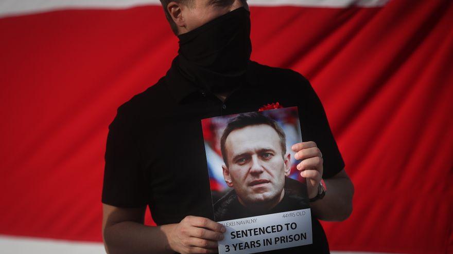 Trasladado a un hospital para reclusos el opositor ruso Alexéi Navalni tras casi 20 días en huelga de hambre