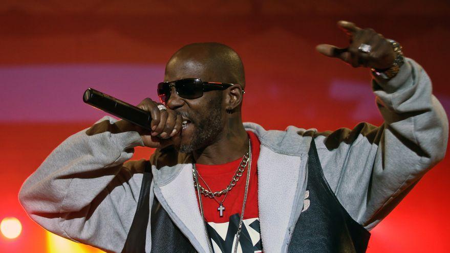 El rapero estadounidense DMX muere a los 50 años tras ser hospitalizado por infarto
