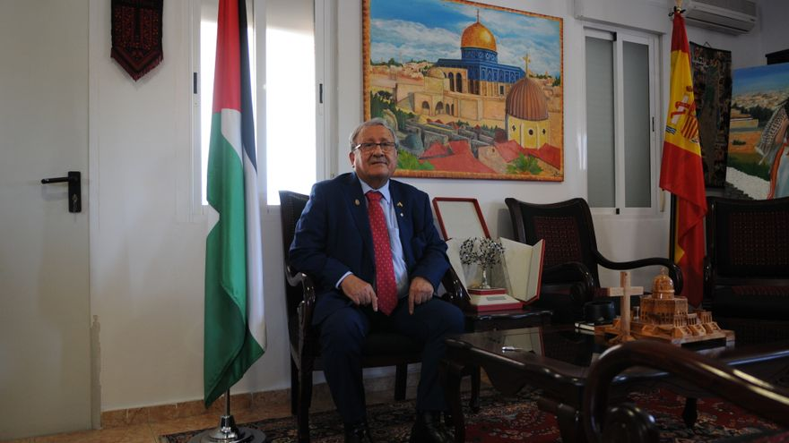 Embajador de Palestina en España: