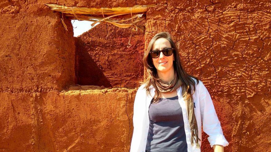 Ana Benítez, investigadora: