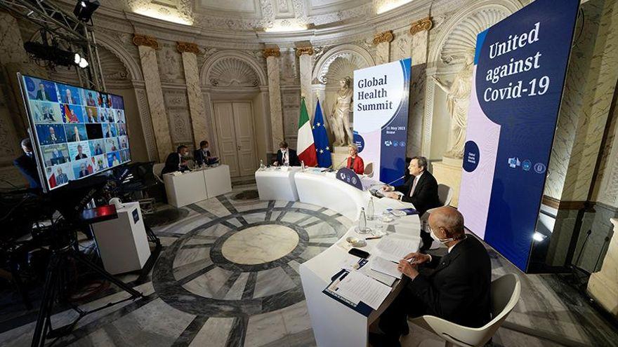 El G20 apoya medidas para aumentar la producción de vacunas sin mencionar la suspensión de patentes