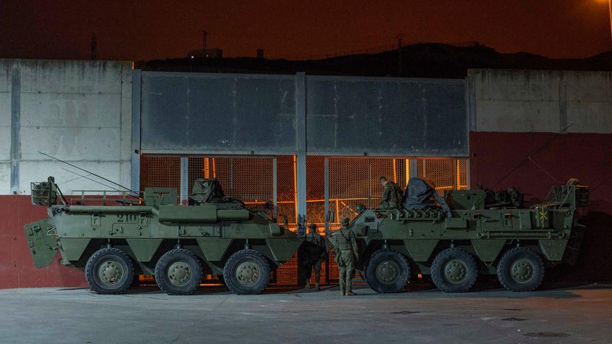 ¿Hay competencia militar entre España y Marruecos?