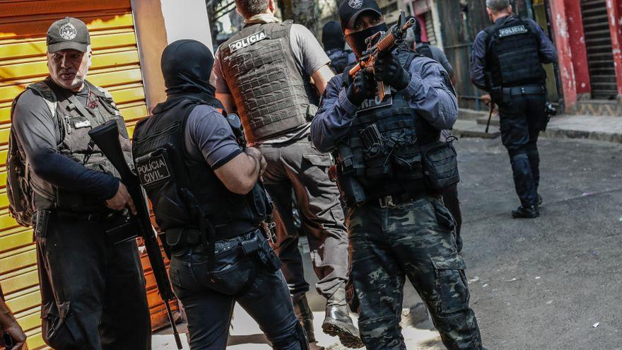 La ONU denuncia una operación policial que deja 25 muertos en Río de Janeiro, la peor en una década