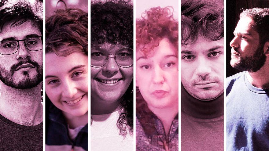 Juan F. Rivero, Irati Iturritza o Alejandro Pérez-Paredes: seis autores para continuar hablando de poesía
