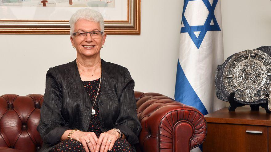 Embajadora de Israel en España: