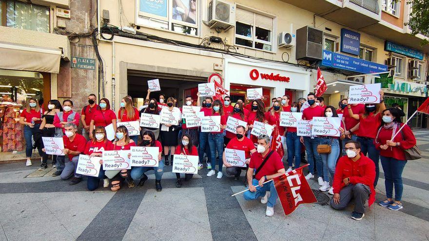 El trabajo de 600 instaladores de línea de Vodafone queda en el aire tras el cambio de una subcontrata