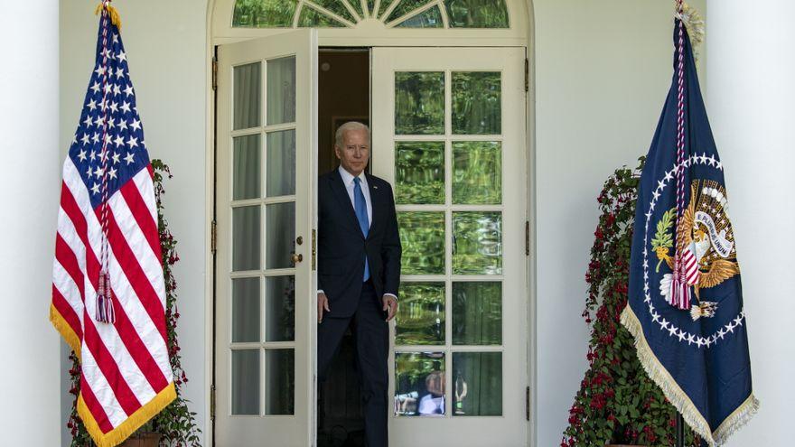 Biden presentará un presupuesto de 6 billones de dólares en 2022, el más alto desde la Segunda Guerra Mundial