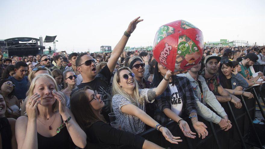 La vuelta de los grandes festivales aviva el optimismo del sector de la música en directo
