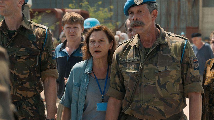 La matanza de Srebrenica ha tenido que esperar 25 años para ser llevada al cine