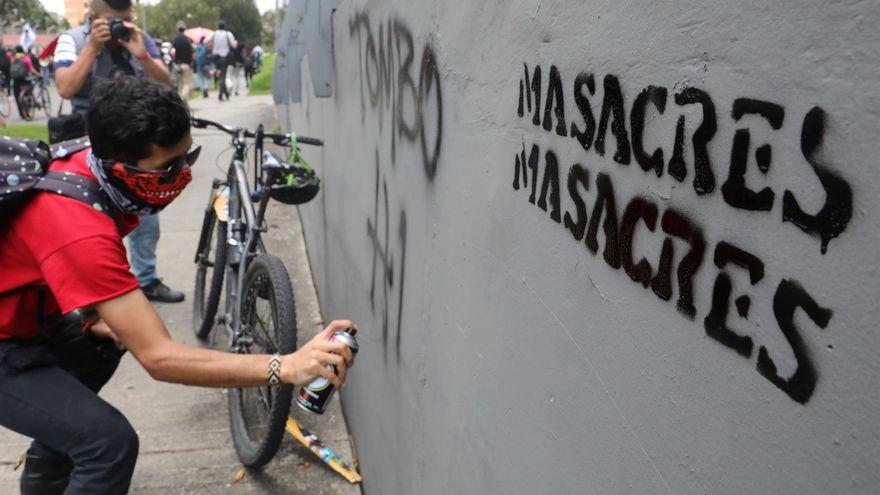 Nueve fallecidos en una masacre al sur de Colombia
