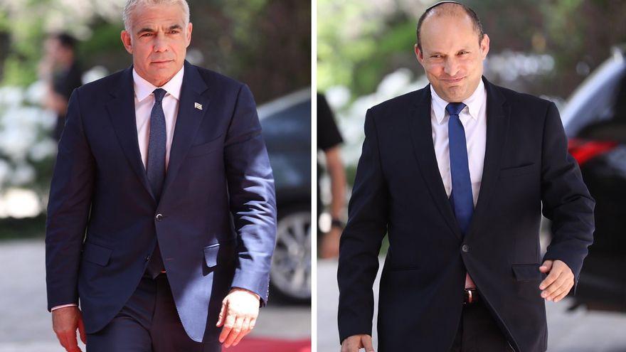 Quiénes son Naftali Bennett y Yair Lapid, los extraños aliados que aspiran con destronar a Netayanhu