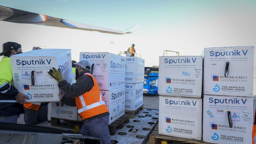 Argentina producirá la vacuna rusa Sputnik V