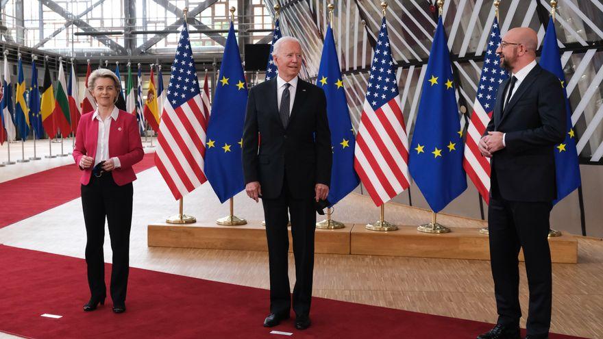 La UE y EEUU acaban con 17 años de guerra comercial por Airbus y Boeing