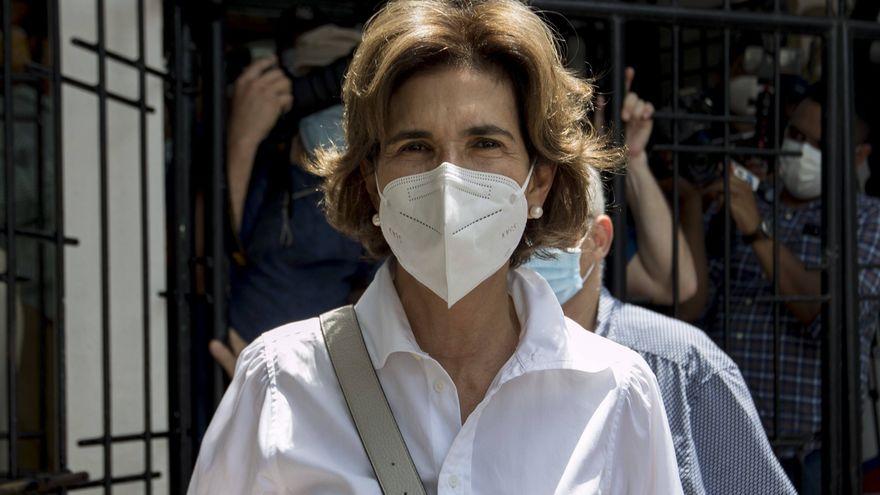 La principal líder opositora en Nicaragua, inhabilitada para concurrir a las elecciones y bajo arresto domiciliario