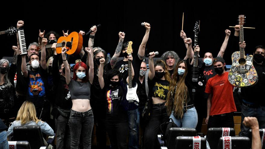 El rock se une para frenar al fascismo