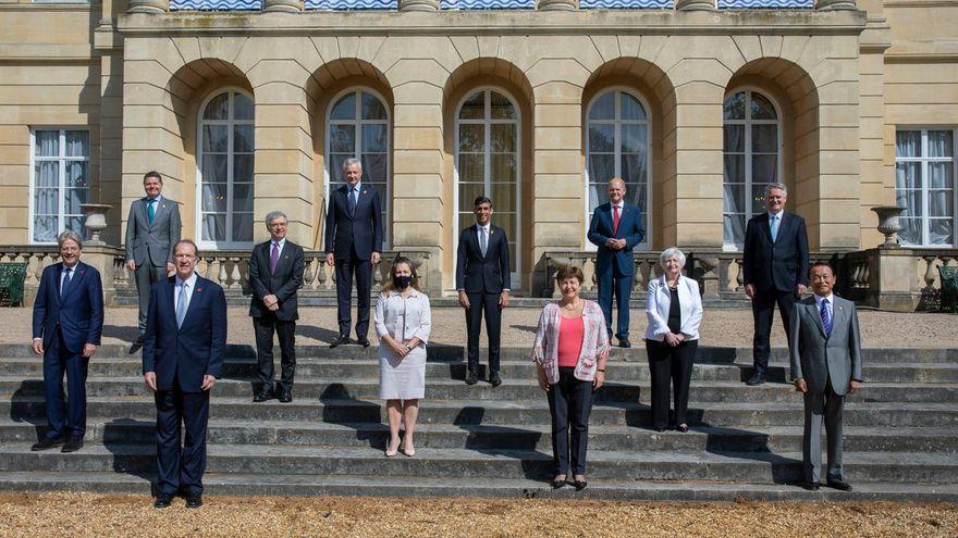 El acuerdo impositivo del G7 como desencadenante