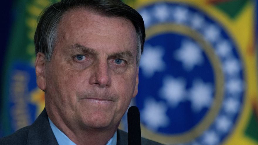 Bolsonaro, ingresado en un hospital por un ataque de hipo y dolores abdominales
