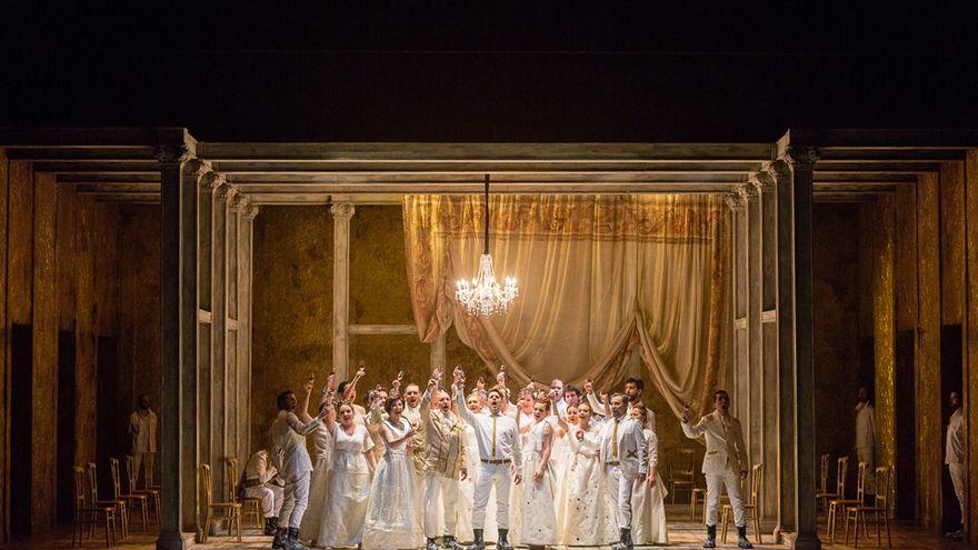 El Teatro de la Zarzuela apuesta por el dominio público como ahorro de costes