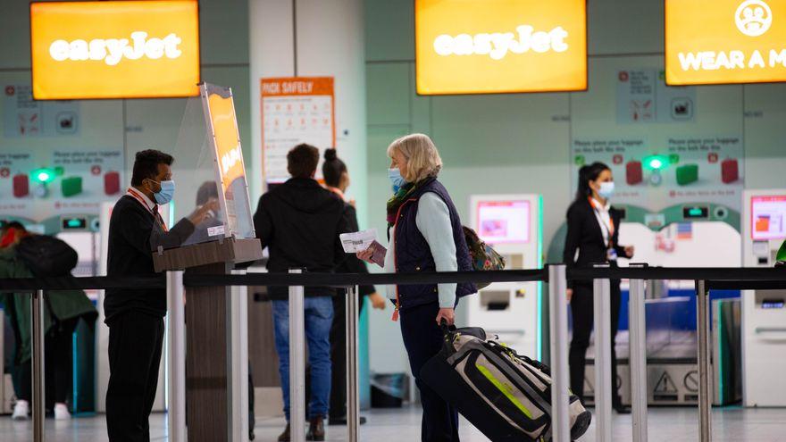 Europeos en Reino Unido que no pueden viajar para ver a sus familias: