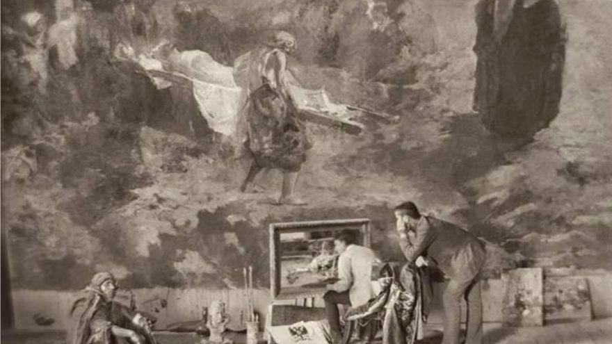 El Museo Sorolla saca a la luz la única pintura que hizo fracasar al pintor