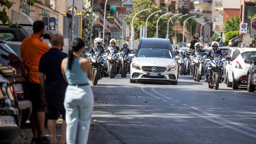 Italia despide durante tres días a Raffaella Carrà