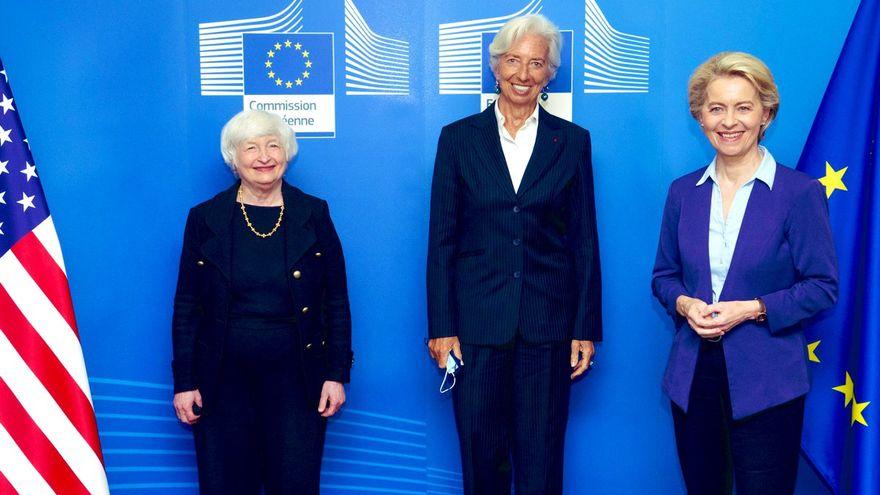 EEUU pide a la UE que mantenga el apoyo público para apuntalar la recuperación