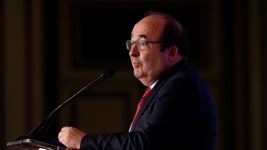 Miquel Iceta, nuevo ministro de Cultura