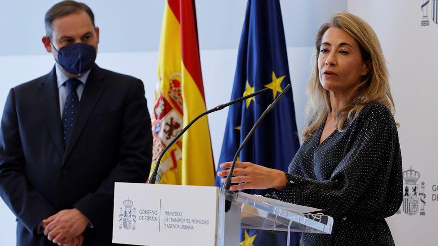 Raquel Sánchez, nueva ministra de Transportes: