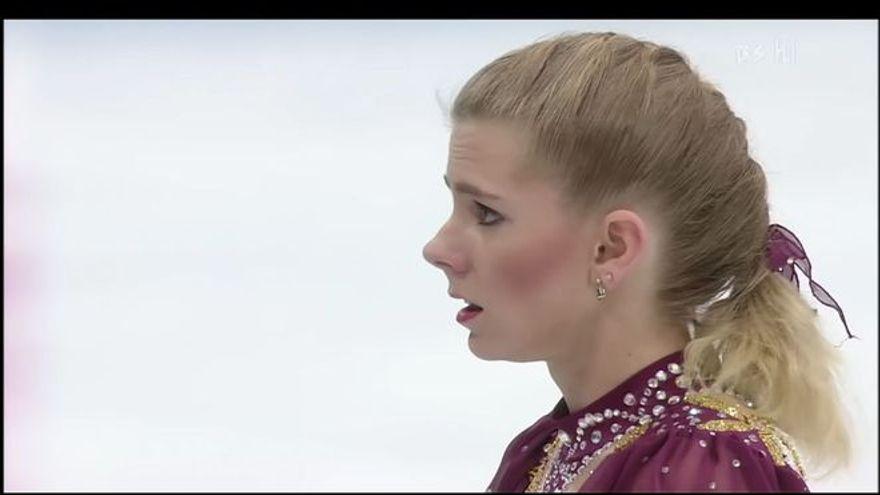 La patinadora marcada por una trampa que cambió su vida: complot, tragedia y el ocaso de una carrera brillante