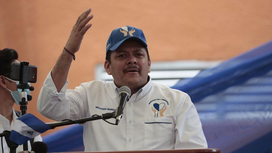 Nicaragua detiene al sexto aspirante a la presidencia por traición a la patria
