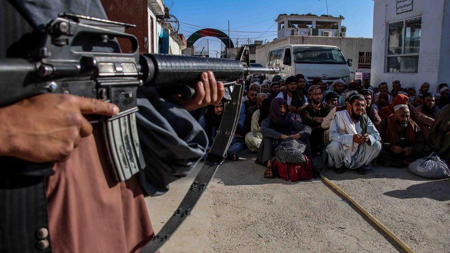 La ONU denuncia que los talibanes llevan a cabo